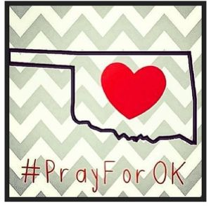 Pray for Oaklahoma